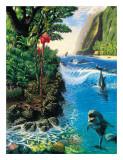 Hawaiian Island Harmony