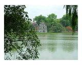 Viet Nam  Hanoi  Lake Of The Restored Sword