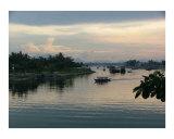 Viet Nam  Hoi An  View From The Bridge