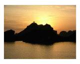 Viet Nam  Ha Long Bay Sunset