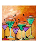 The Six Martinis