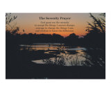 Serenity Prayer 214W