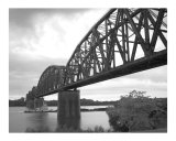 Railroad Bridge Over Ohio River