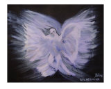 Dove messenger of Peace  Love & Light