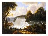 Niagara Falls Scene