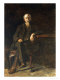 Portrait Dr William Thompson  circa 1907