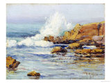 Summer Sea  Laguna Beach  1915