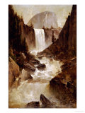 Vernal Falls  Yosemite  1889