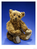 Cinnamon Center Seam Steiff Bear  circa 1903