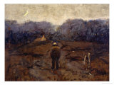 Returning Home  1880