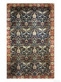 A Hand-Knotted Hammersmith Carpet  circa 1881-2