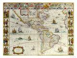 Le Theatre Du Monde Ou Nouvel Atlas  1638