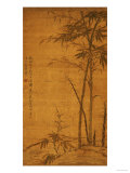 Green Bamboo in the Sheong Gu (Fine Outline) Style  1319