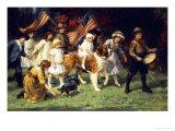American Parade  1917