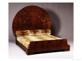 Lit Soleil Bed in Macassar Ebony  1923