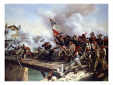 The Battle of Arcole Gate  1826