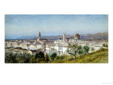 View of Florence  1874