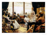 Five O'clock Tea  1883-4
