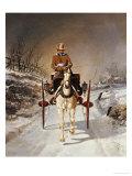 A Winter's Drive  1862