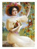 A Summer Beauty  1909
