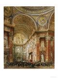 St Peter's Basilica  Rome