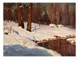 Snowscape  1881