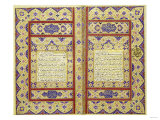 Quran Persia  Zand  AD 1774-1775