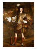 A Highland Chieftain: Portrait of Lord Mungo Murray (1668-1700)