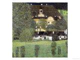 Schloss Kammer Am Attersee II  1909
