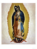 The Virgin of Guadaloupe  1766