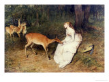 The Forest Pet  1871