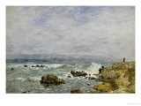 Antibes  la Pointe de l&#39;ilette  1893