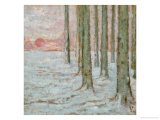 Winter in the Forest  1912