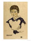 Portrait Fraulein Toni Rieger