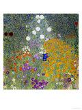 Flower Garden, 1905-07 Giclée par Gustav Klimt