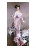 Portrait of Mrs Howard-Johnston  1906