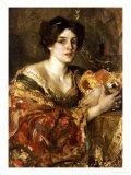 The Fortune Teller  Miss Jane Aitken