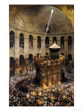 The Sacred Fire of Jerusalem