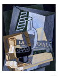 Still life in Front of a Window  1922