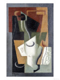 Glass and Bottle  1919