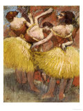 Three Dancers  circa 1900