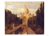 The Taj Mahal  1879