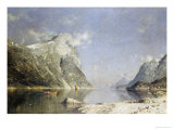 A Fjord Scene