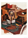 Corner of a Table  Study for &quot;Married Life &quot;