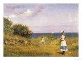 Fra Hellebaek  1884