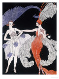 The Purchase Giclée par Georges Barbier