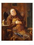 A Quiet Smoke  1895