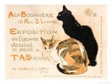 A la Bodiniere, 1894 Giclée par Théophile Alexandre Steinlen