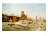 A View of Cairo  1875