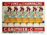 Gds Vins de Champagne  circa 1910